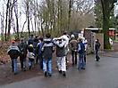 Probenwochenende im Hardter Wald 2004